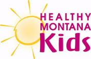 Logo for Health Montana Kids